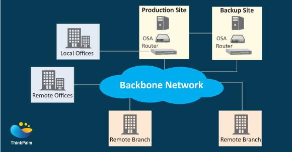 Mainframe-Based Network